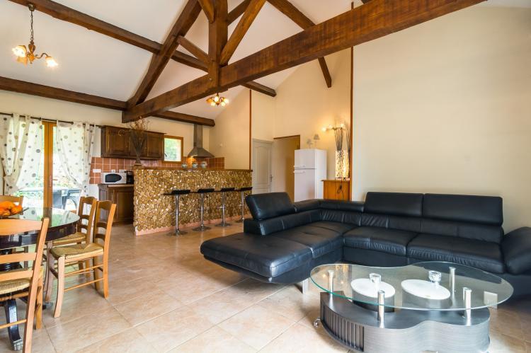 Holiday homeFrance - Atlantic Coast: Maison de vacances Blanquefort sur Briolance 10 pe  [8]