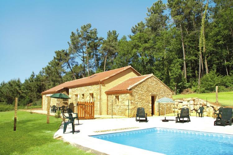 Holiday homeFrance - Atlantic Coast: Maison de vacances Blanquefort sur Briolance 10 pe  [1]