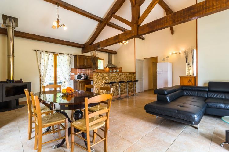 Holiday homeFrance - Atlantic Coast: Maison de vacances Blanquefort sur Briolance 10 pe  [9]