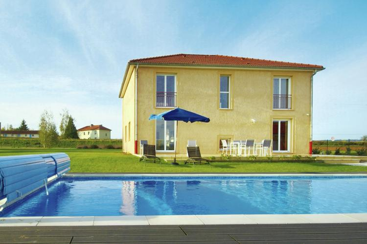 VakantiehuisFrankrijk - Région Lorraine: Maison de vacances - BILLEMONT  [1]