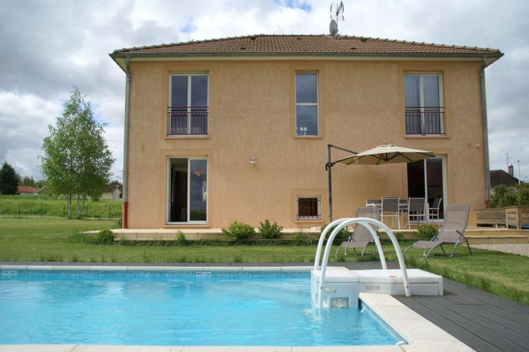 VakantiehuisFrankrijk - Région Lorraine: Maison de vacances - BILLEMONT  [4]