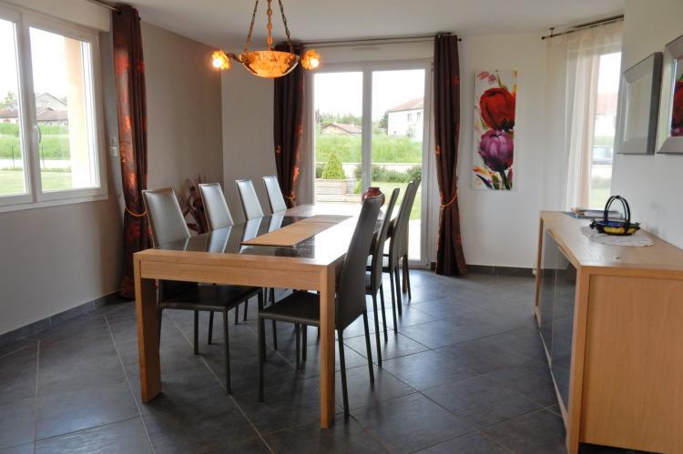 VakantiehuisFrankrijk - Région Lorraine: Maison de vacances - BILLEMONT  [13]