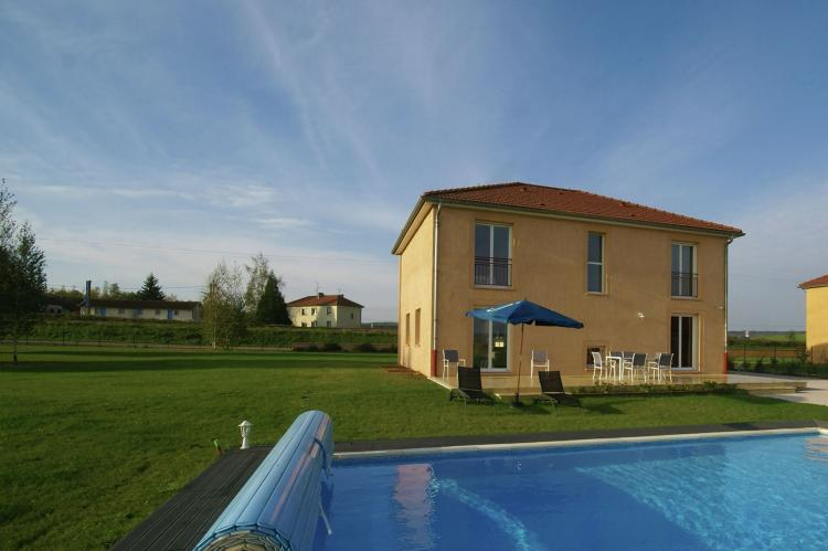 VakantiehuisFrankrijk - Région Lorraine: Maison de vacances - BILLEMONT  [2]