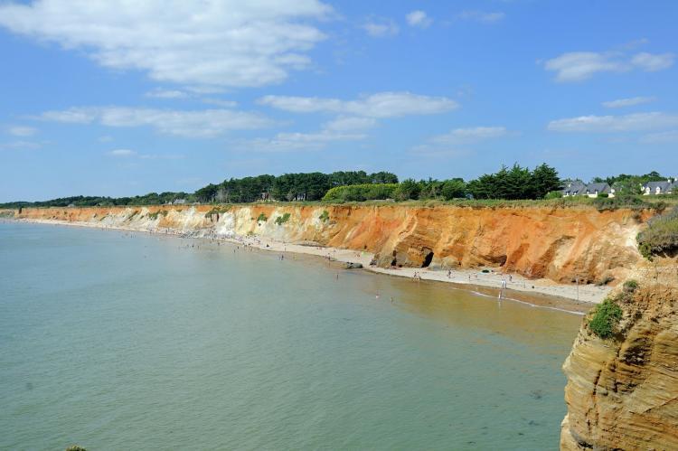 Holiday homeFrance - Brittany: Maison de vacances à 300m mer - Pénestin  [28]