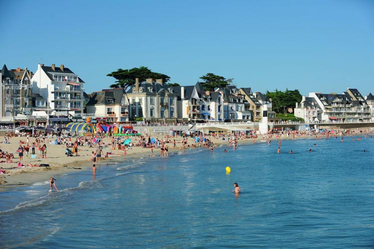 Holiday homeFrance - Brittany: Maison de vacances à 300m mer - Pénestin  [25]