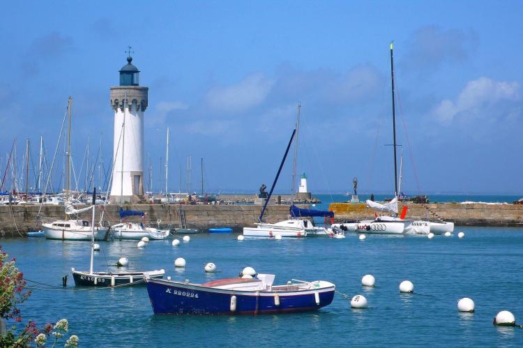 Holiday homeFrance - Brittany: Maison de vacances à 300m mer - Pénestin  [26]