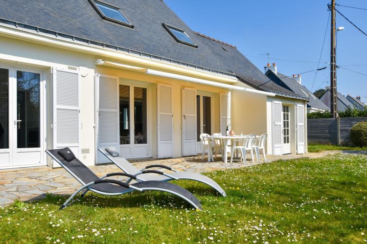 Holiday homeFrance - Brittany: Maison de vacances à 300m mer - Pénestin  [20]