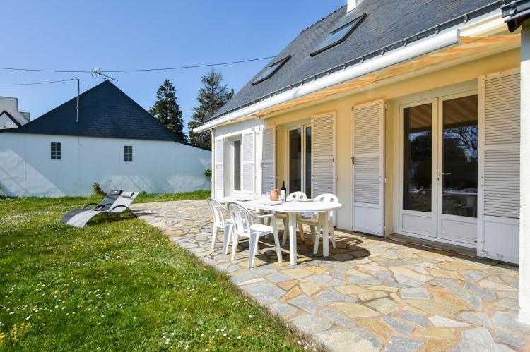 Holiday homeFrance - Brittany: Maison de vacances à 300m mer - Pénestin  [6]