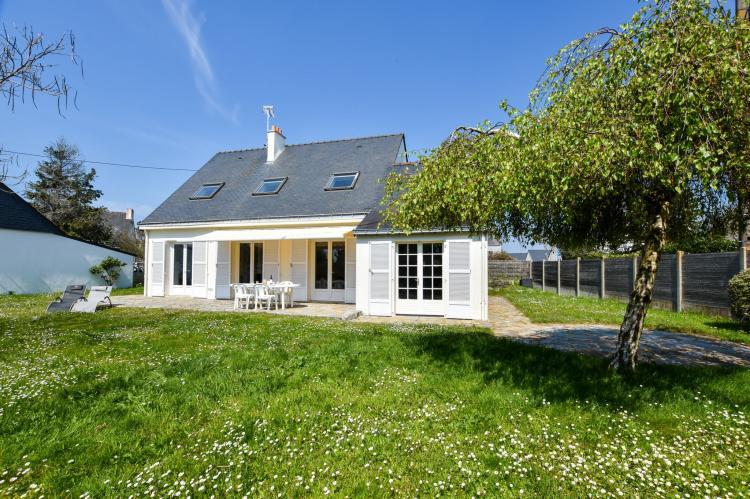 Holiday homeFrance - Brittany: Maison de vacances à 300m mer - Pénestin  [29]