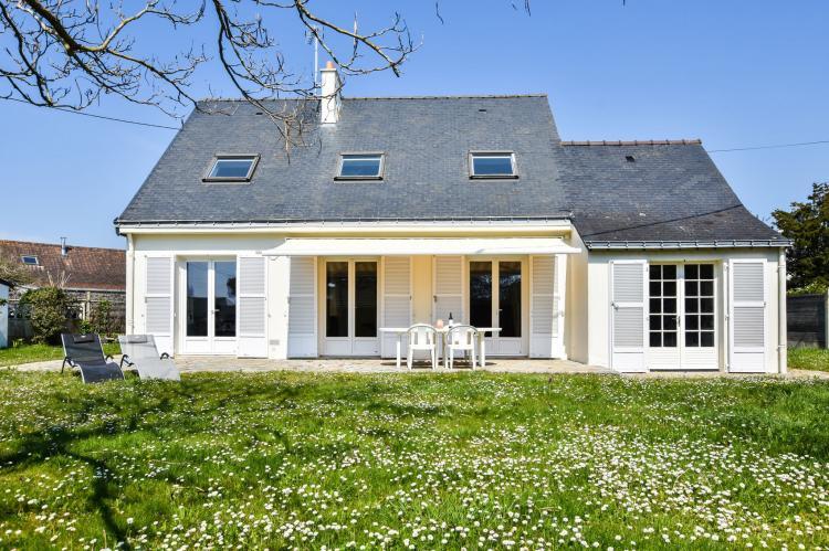 Holiday homeFrance - Brittany: Maison de vacances à 300m mer - Pénestin  [1]