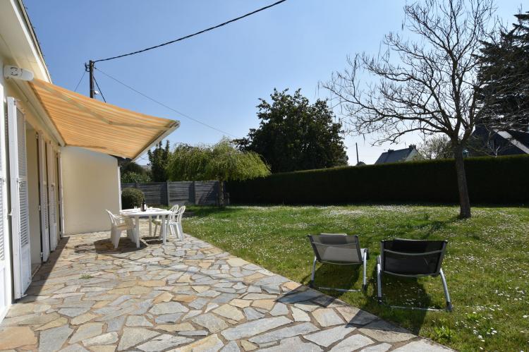 Holiday homeFrance - Brittany: Maison de vacances à 300m mer - Pénestin  [8]