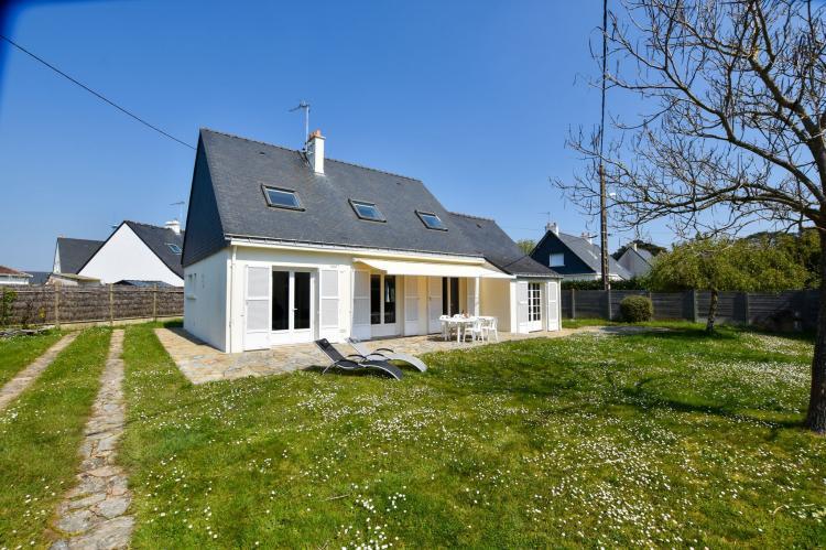 Holiday homeFrance - Brittany: Maison de vacances à 300m mer - Pénestin  [7]