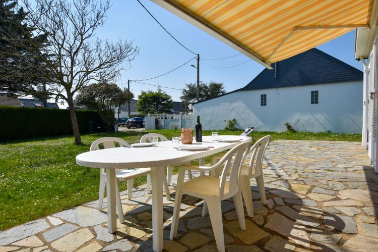Holiday homeFrance - Brittany: Maison de vacances à 300m mer - Pénestin  [18]