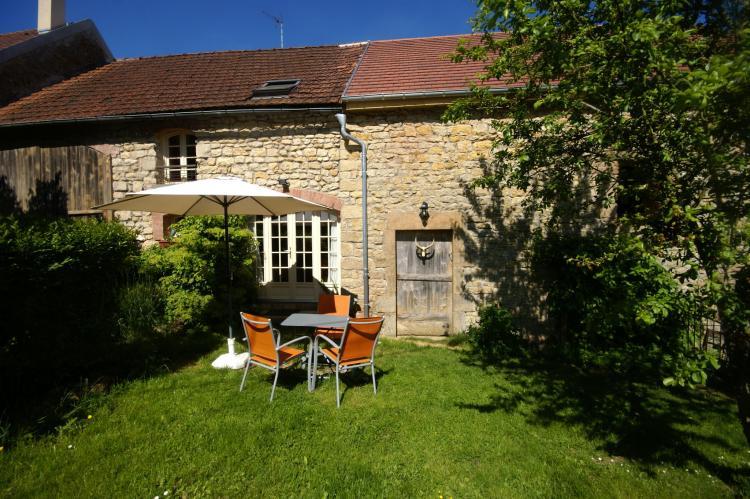 VakantiehuisFrankrijk - Bourgogne: Maison de vacances Tannay  [1]
