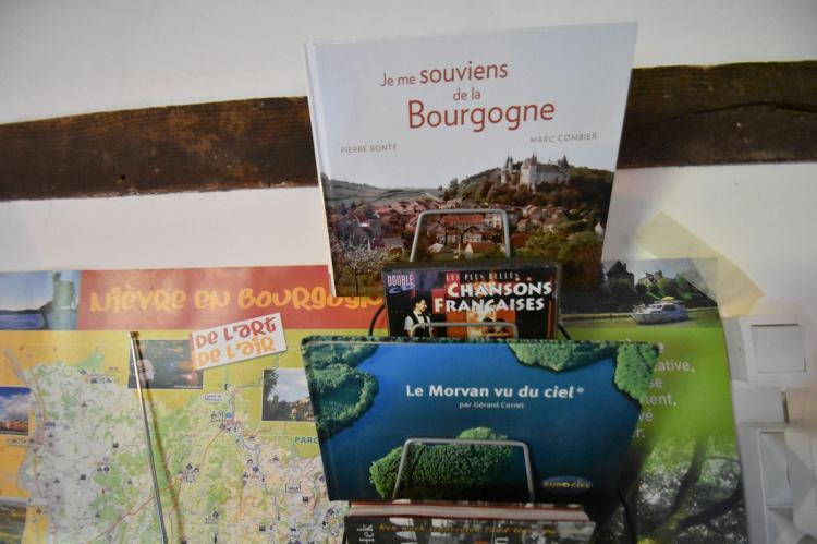 VakantiehuisFrankrijk - Bourgogne: Maison de vacances Tannay  [23]
