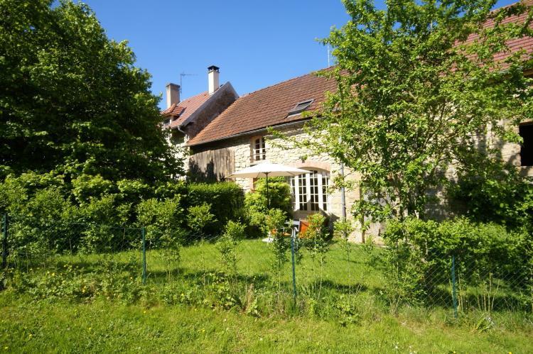VakantiehuisFrankrijk - Bourgogne: Maison de vacances Tannay  [2]
