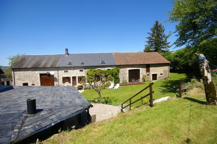 FerienhausFrankreich - Burgund: Maison de vacances Dun les Places  [31]