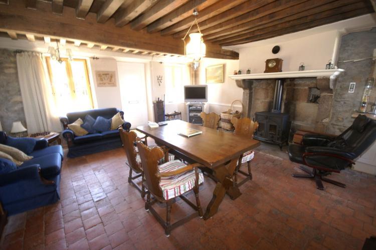 Holiday homeFrance - Burgundy: Maison de vacances Dun les Places  [1]