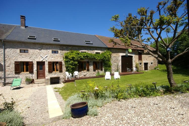 Holiday homeFrance - Burgundy: Maison de vacances Dun les Places  [2]