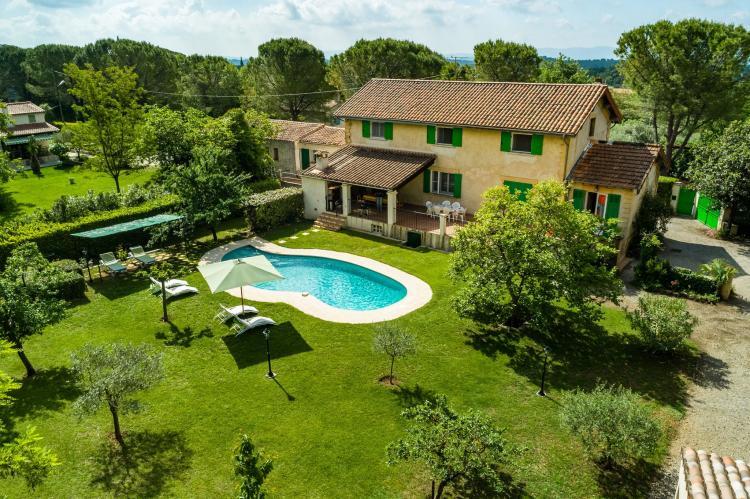 VakantiehuisFrankrijk - Provence-Alpes-Côte d'Azur: Pignes  [1]