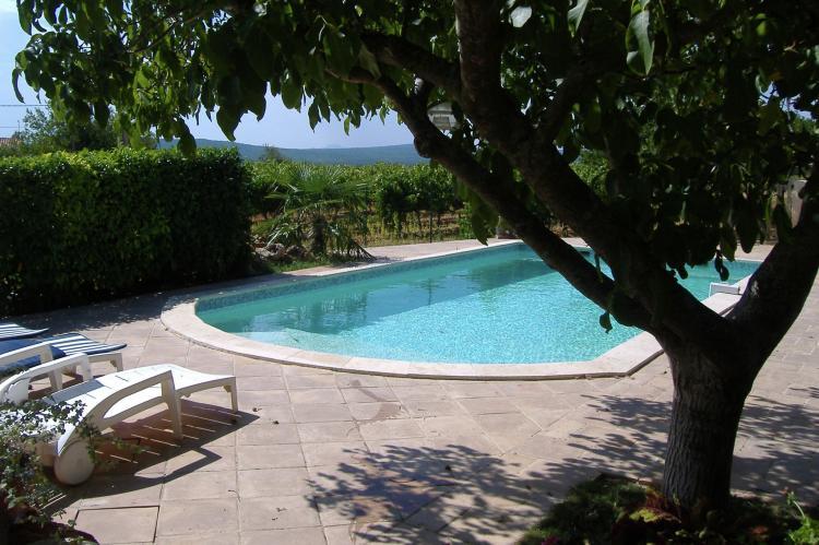 VakantiehuisFrankrijk - Provence-Alpes-Côte d'Azur: Maison de vacances Aups  [9]
