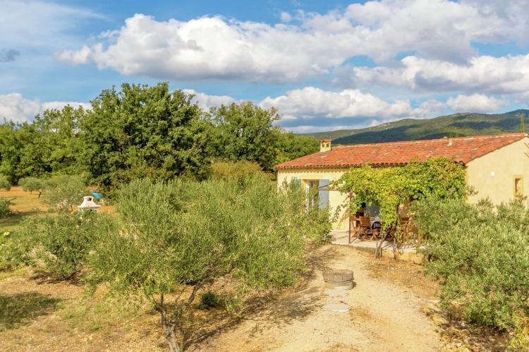 VakantiehuisFrankrijk - Provence-Alpes-Côte d'Azur: Maison de vacances Aups  [7]