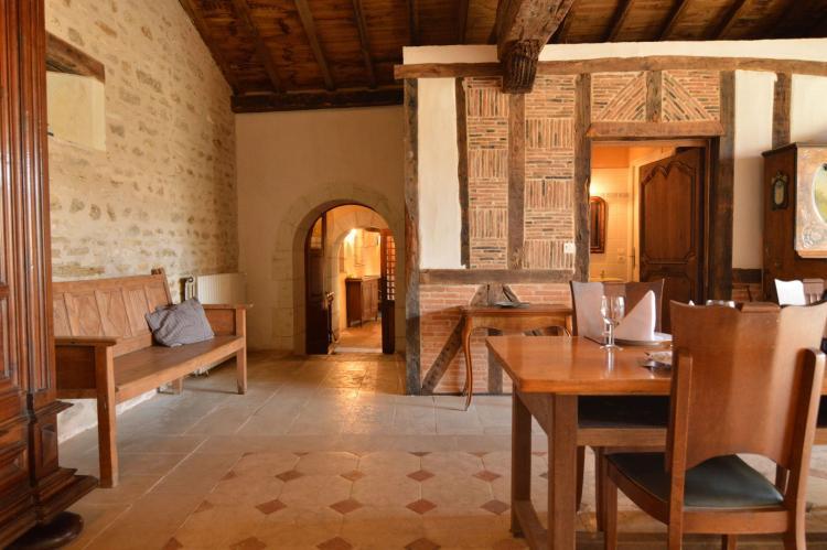 Holiday homeFrance - Poitou-Charentes: Manoir avec piscine privée  [8]
