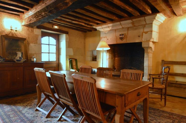 Holiday homeFrance - Poitou-Charentes: Manoir avec piscine privée  [13]