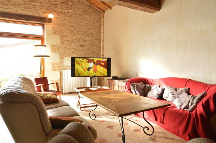 Holiday homeFrance - Poitou-Charentes: Manoir avec piscine privée  [6]