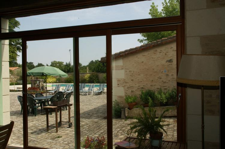 Holiday homeFrance - Poitou-Charentes: Manoir avec piscine privée  [35]