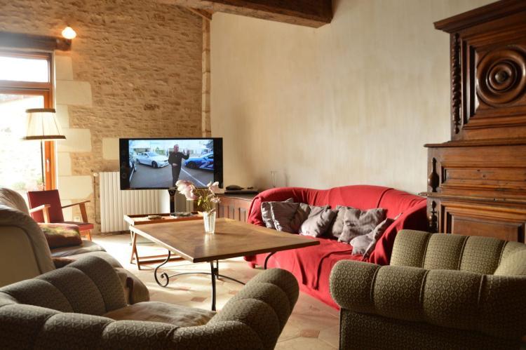 Holiday homeFrance - Poitou-Charentes: Manoir avec piscine privée  [5]