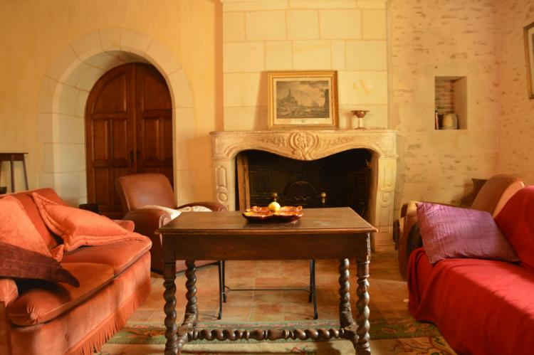 Holiday homeFrance - Poitou-Charentes: Manoir avec piscine privée  [4]