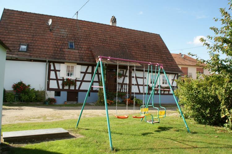 VakantiehuisFrankrijk - Elzas: Maison de vacances - SCHLEITHAL  [2]