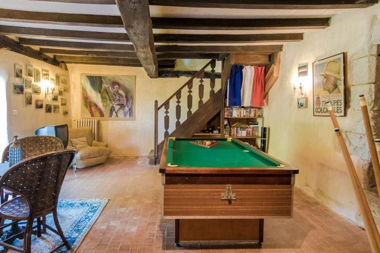 VakantiehuisFrankrijk - Dordogne: Manoir de la Baronie 21P  [33]