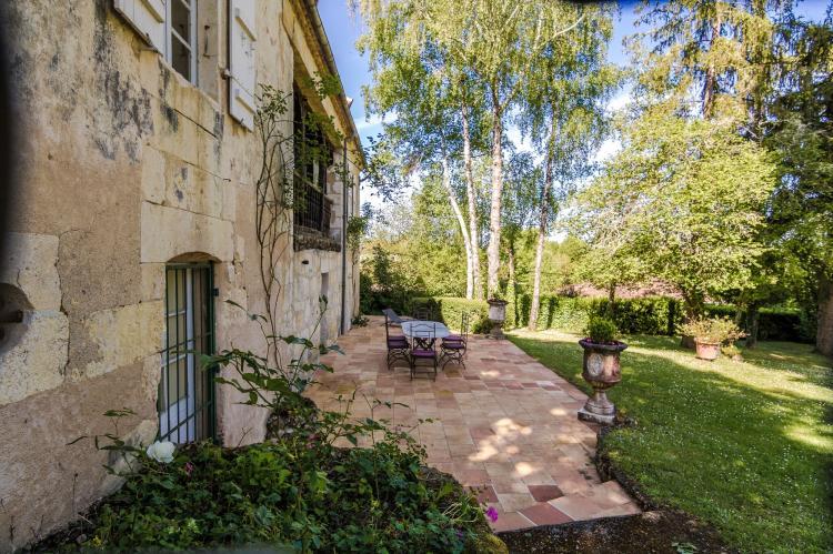 VakantiehuisFrankrijk - Dordogne: Manoir de la Baronie 21P  [35]