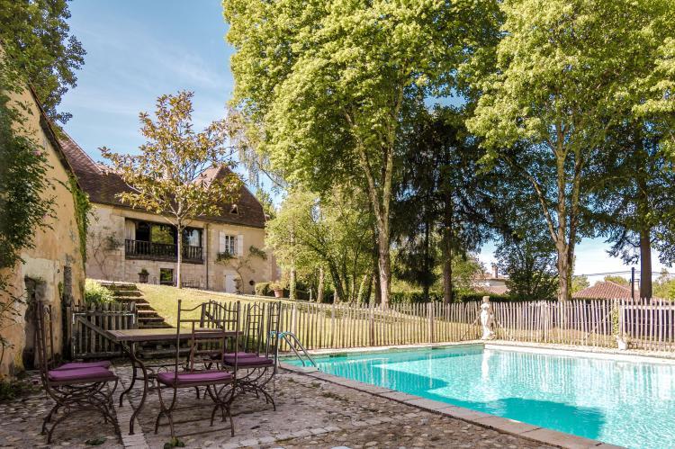 VakantiehuisFrankrijk - Dordogne: Manoir de la Baronie 21P  [6]