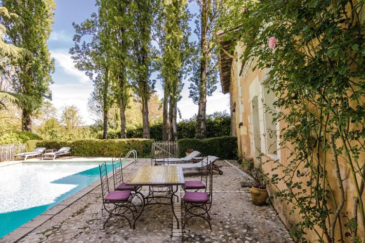 VakantiehuisFrankrijk - Dordogne: Manoir de la Baronie 21P  [36]
