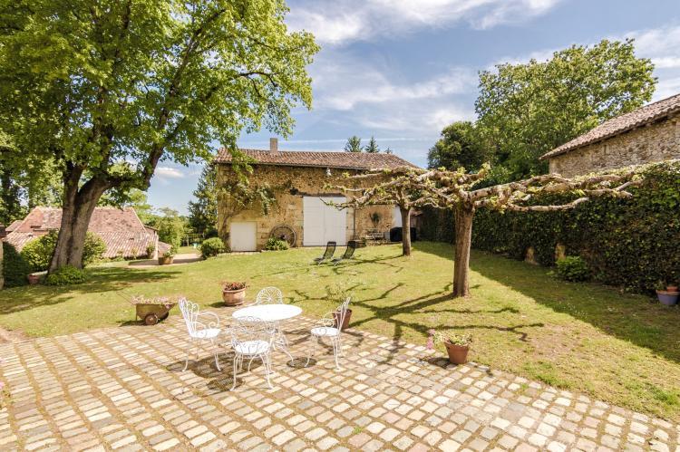 VakantiehuisFrankrijk - Dordogne: Manoir de la Baronie 21P  [38]