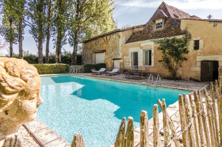 VakantiehuisFrankrijk - Dordogne: Manoir de la Baronie 21P  [5]