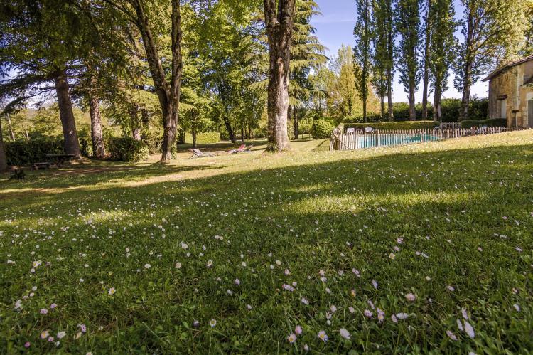 VakantiehuisFrankrijk - Dordogne: Manoir de la Baronie 21P  [37]