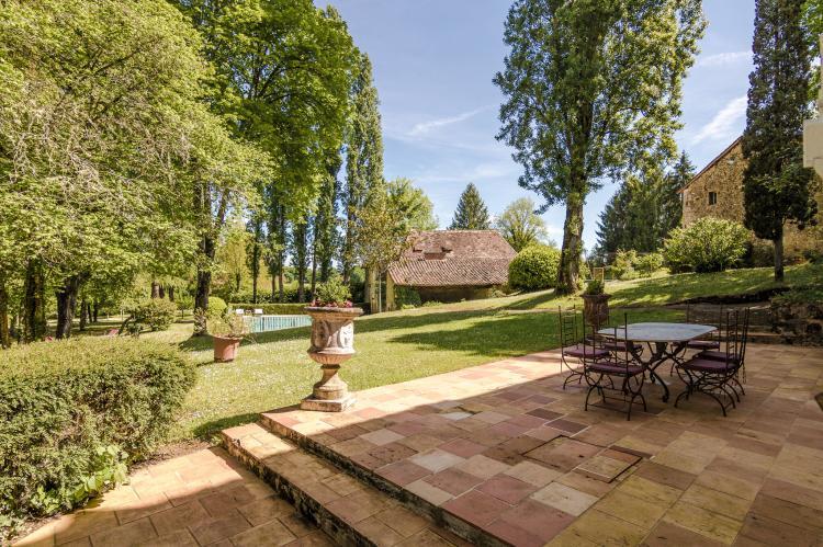 VakantiehuisFrankrijk - Dordogne: Manoir de la Baronie 21P  [39]