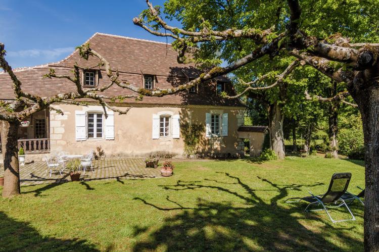 VakantiehuisFrankrijk - Dordogne: Manoir de la Baronie 21P  [3]