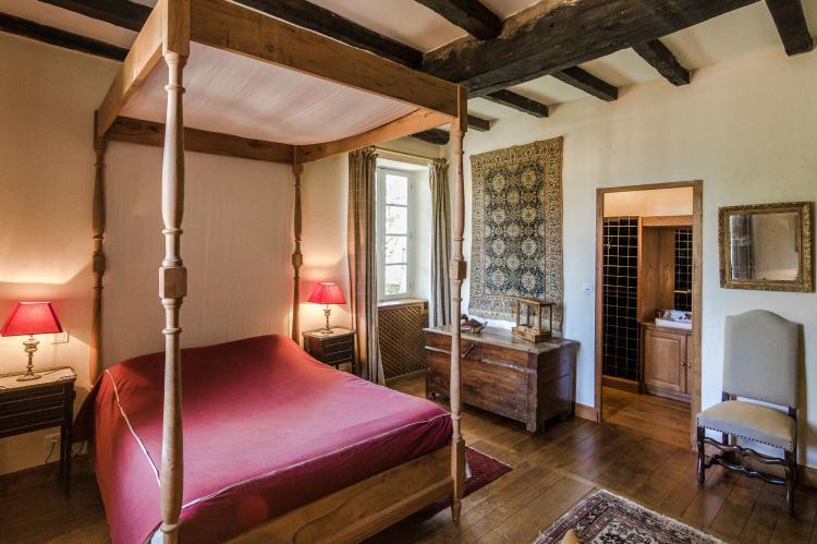 VakantiehuisFrankrijk - Dordogne: Manoir de la Baronie 21P  [16]