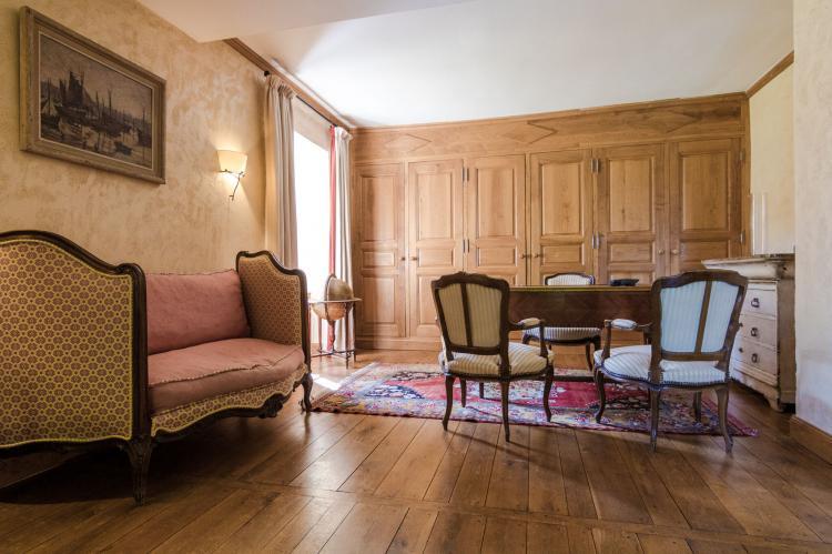 VakantiehuisFrankrijk - Dordogne: Manoir de la Baronie 21P  [18]