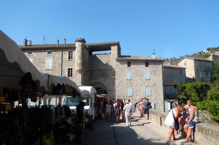 VakantiehuisFrankrijk - Ardèche: Maison de Vacances  - St Julien de Gua  [39]