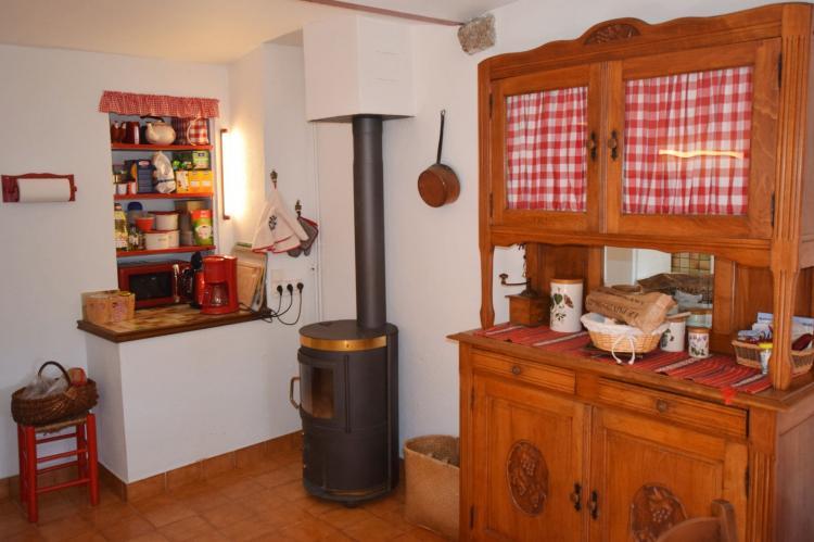 VakantiehuisFrankrijk - Ardèche: Maison de Vacances  - St Julien de Gua  [13]