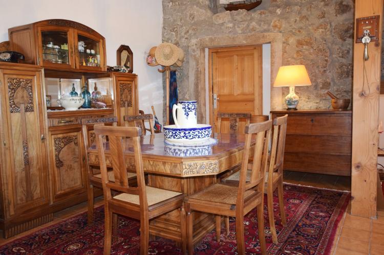 VakantiehuisFrankrijk - Ardèche: Maison de Vacances  - St Julien de Gua  [10]