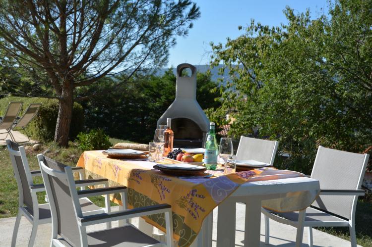 VakantiehuisFrankrijk - Ardèche: Villa - Ardeche  [4]