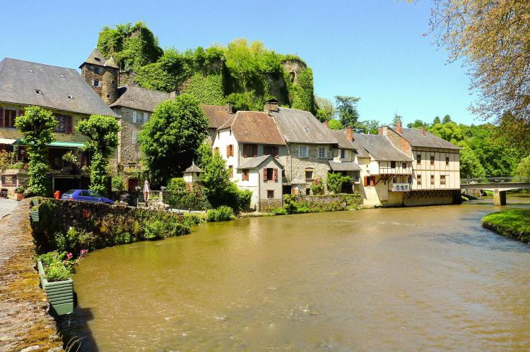Holiday homeFrance - Limousin: Gite La Porcherie  [23]