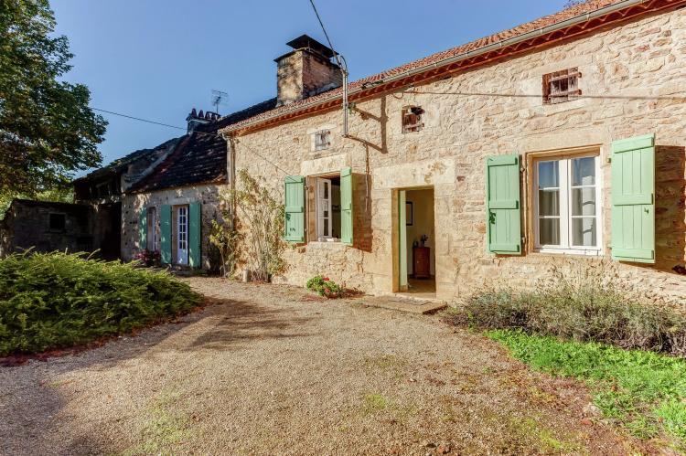VakantiehuisFrankrijk - Midi-Pyreneeën: Magnifique maison 17ème siècle  [1]